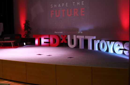 L'ADUTT soutient le prochain TEDX <br>« To the limit and Beyond »!